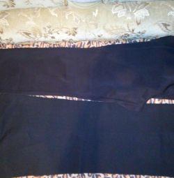 2 perechi de pantaloni clasici