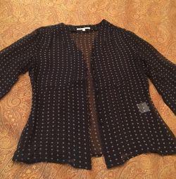 Fustă de costum (originală) cu bluză