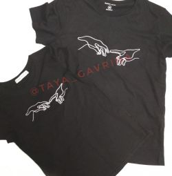 Pair T-shirts for lovers