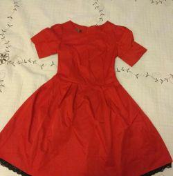 Dress elegant 135-140