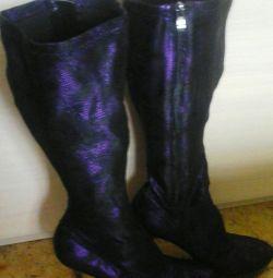 Μπότες κλωστοϋφαντουργικά προϊόντα