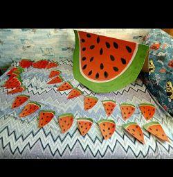 Watermelon Photo Zone