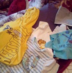 Пакет дитячих речей для хлопчика
