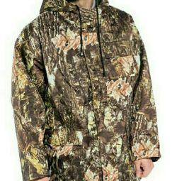 пвх куртка нейлон для охоты рыбалки