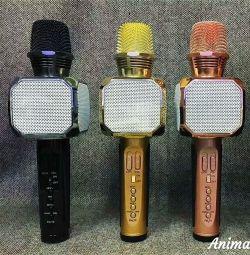 Микрофон-караоке Sd-10