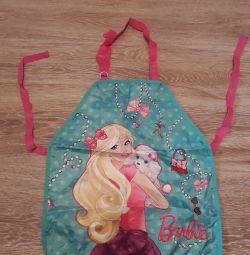 Ποδιά Barbie για τα κορίτσια νέα