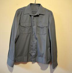 Cămașă uniformă nouă pentru bărbați