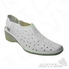 Туфли новые 40 размер