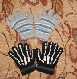 Mănuși de 2-3 ani