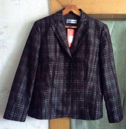 Ceket yeni 52-54 / XXXL