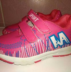 Spor ayakkabısı yeni 15,5 cm