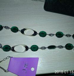 Beads with Zircon
