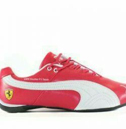Кроссовки Puma Ferrari Trionfo Lo GT