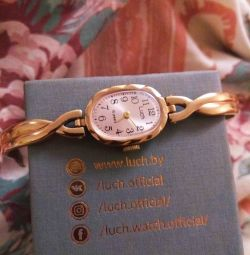 New ladies watches from the company