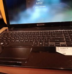 Packard Bell i5-2450M 2.5GHz, 15.6, 6 GB RAM