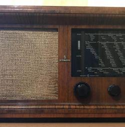 Radio cassette recorder SIEMENS