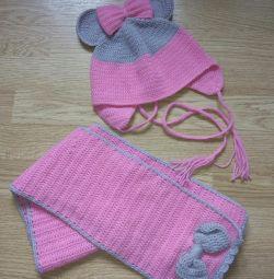 Kızlar için şapka