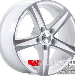 Колесные диски SKAD Sakura 8x18 PCD 5x114.3 ET 42 DIA 67.10 Селена