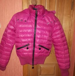 Down jacket benetton