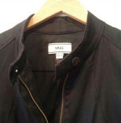 Jacket Windbreaker Mango Dimensiune S