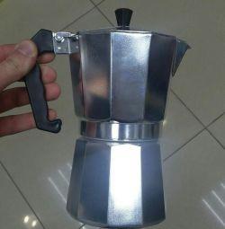 Кофеварка гейзерная. 200мл.