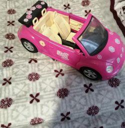 Mașină Barbie