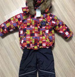 Κοστούμι χειμώνα Παιδική
