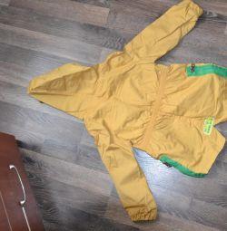 Куртка/парка на мальчика Новая