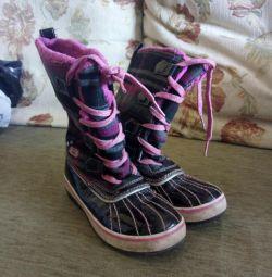 Toamnă cizme.