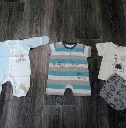 Τα πράγματα για το μωρό 0-6 μήνες