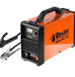 Welding machine WESTER MMA-VRD 180