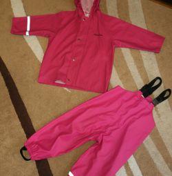 Κοσκινιστό κοστούμι 90-98 cm.