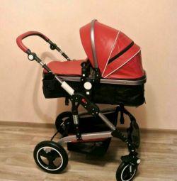 New stroller 2v1 -50 %%