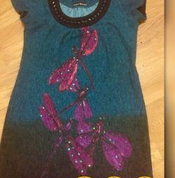 Φόρεμα με νήμα ankorkovaya
