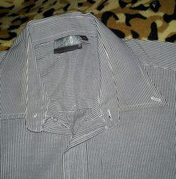 Мужская рубашка р. 48-50