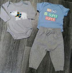 Πράγματα για το μωρό 3-9 μήνες