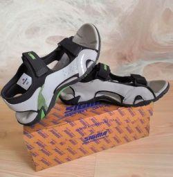 Sandale noi Sigma