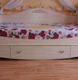 Bed for princess