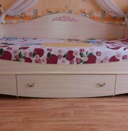 Prenses için yatak