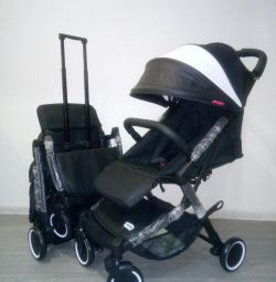 New baby carriage transformer 2in1 Oley