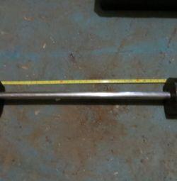 Rod 80 cm on 14 kg folding