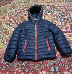 Jacket for boys 5-6 years