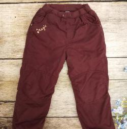 Pantolonlar ısındı 110