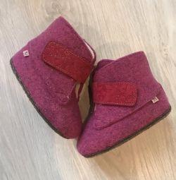 Βαμβακερά παπούτσια