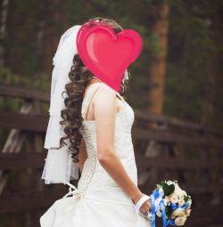 Mărimea rochiei de mireasă 46-50