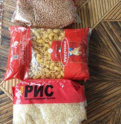 Paste de hrișcă Rice