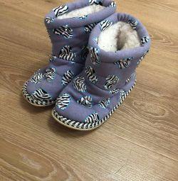 Children's slippers for girls