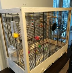 Bird cage Ferplast