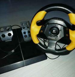 Jocul volanului