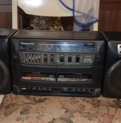 ραδιοκασετόφωνο